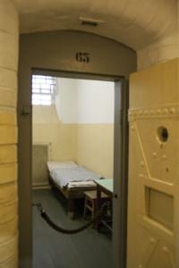 Stasi had eigen cellencomplexen en gevangenissen